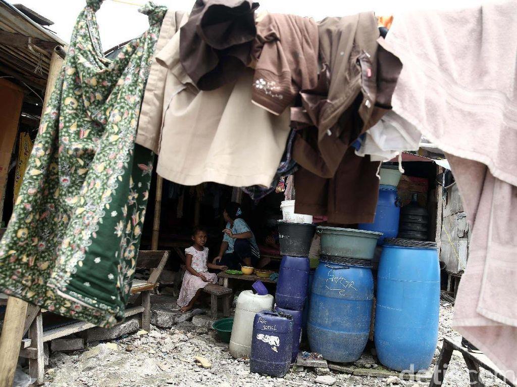 Begini Kondisi Warga Korban Gusuran Kampung Akuarium