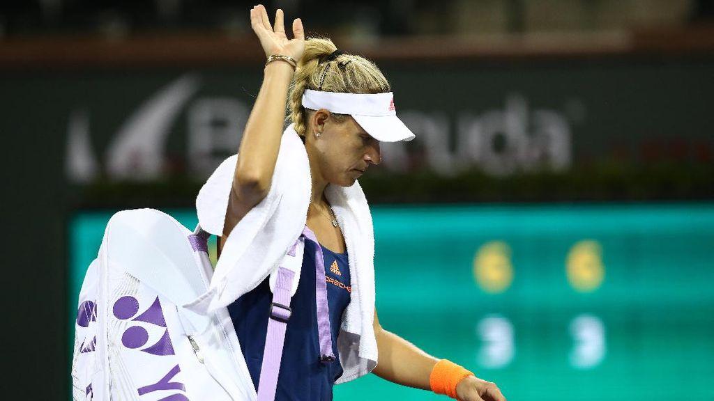 Kerber Pulang Lebih Awal, Wozniacki ke Perempatfinal