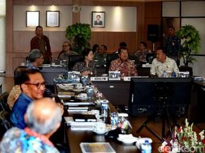 Rapat Koordinasi Asian Games Dipimpin JK, Tanpa Erick Thohir