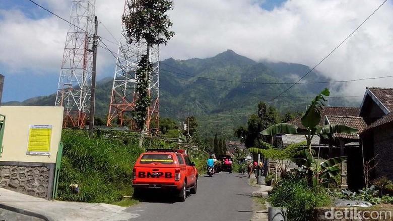 Gunung Merapi (Bagus Kurniawan/detikTravel)