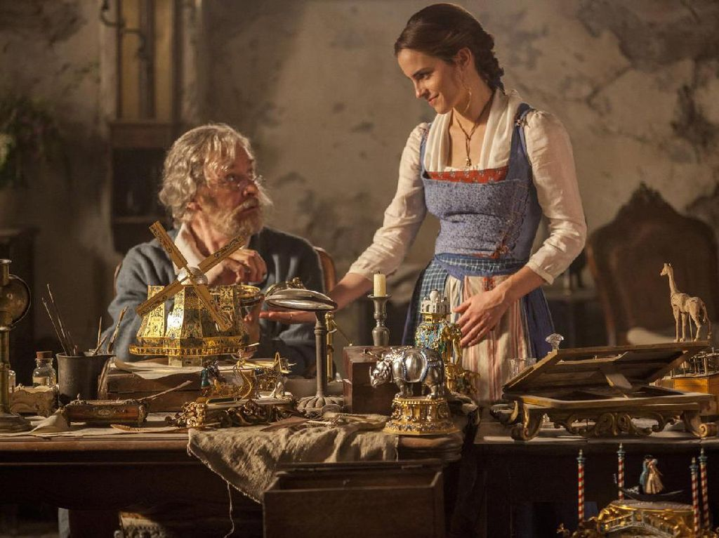 Disney Bicara Soal Respons Hangat Film Beauty and the Beast di Indonesia