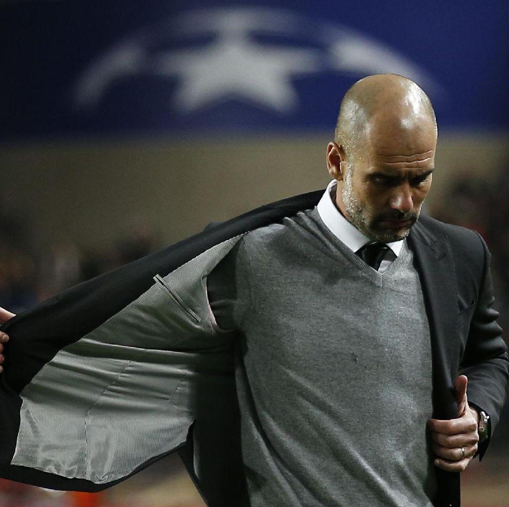 Mancini Cukup Terkejut City Kerepotan di Bawah Guardiola