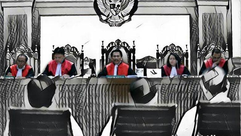 Beda dari Tuntutan, Sederet Nama Anggota DPR Lenyap di Vonis e-KTP