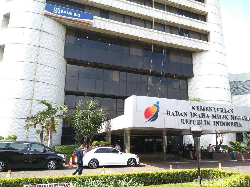 RI Bikin Holding BUMN