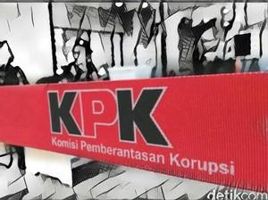 Gelar Rekonstruksi, KPK Telusuri Suap Gubernur Bengkulu Nonaktif