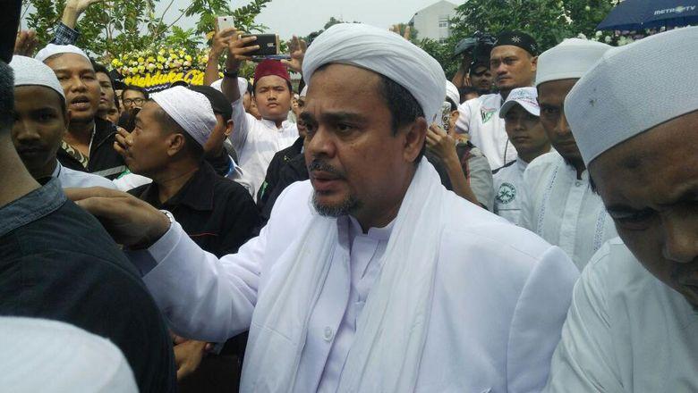 Kasus Rizieq Disetop, Pengacara Terima Kasih ke Jokowi