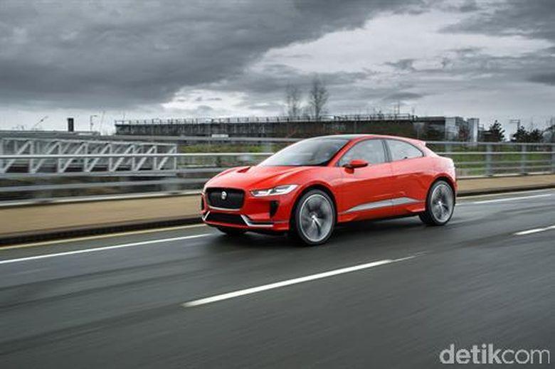 Jaguar Land Rover Kebut Pengembangan Mobil Ramah Lingkungan