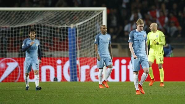 Kekalahan dari Monaco Bukan Salah Lini Belakang City
