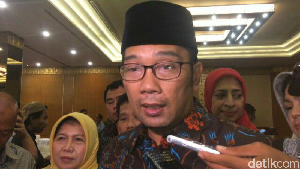 Bantah Merapat ke PDIP, Ridwan Kamil: Saya Tak Istimewakan Partai