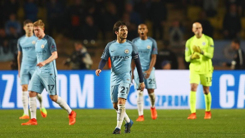 Mourinho Sangat Kecewa City Tersingkir dari Liga Champions