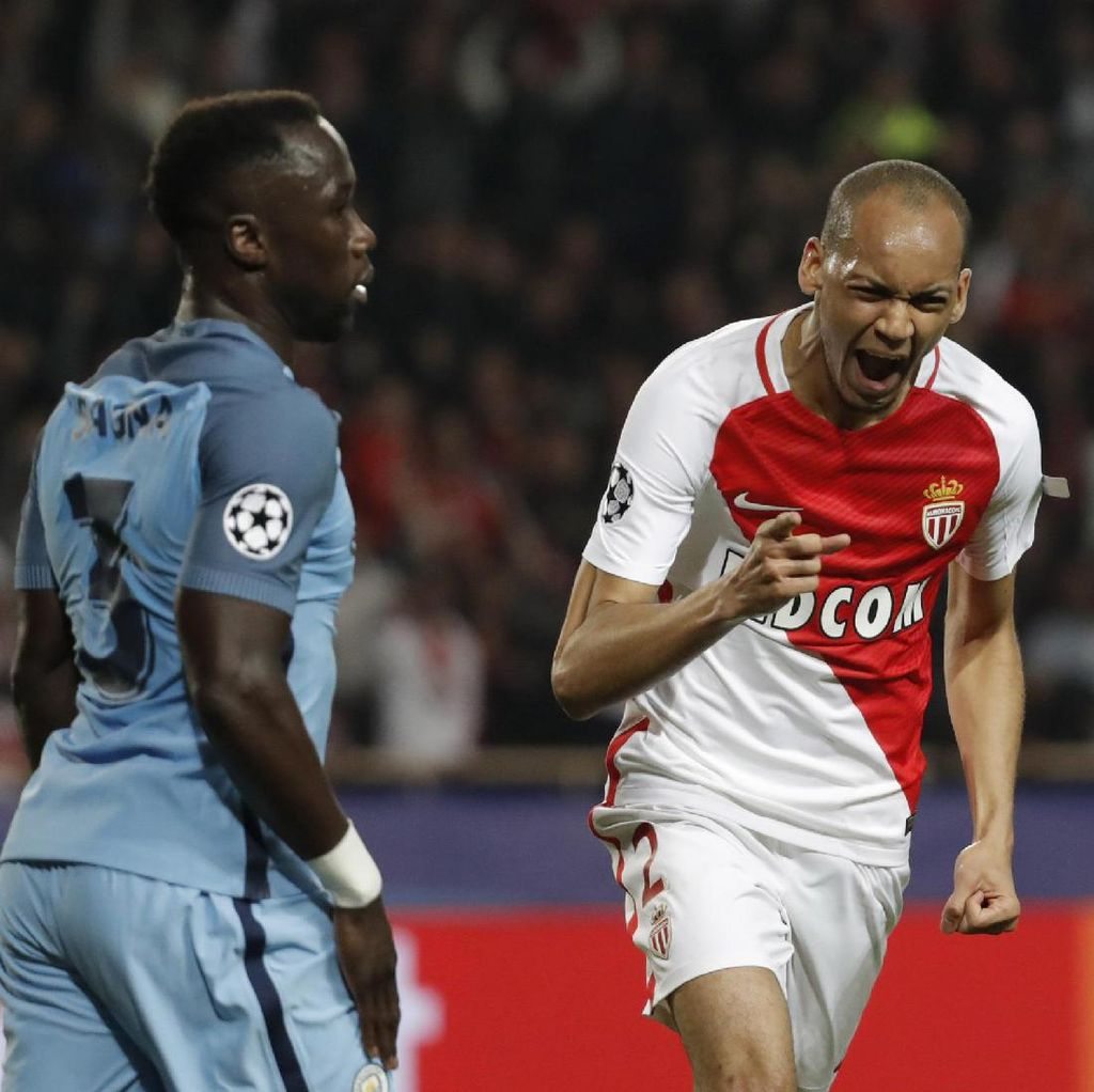 Dikaitkan dengan MU dan PSG, Fabinho Ingin Hengkang dari Monaco