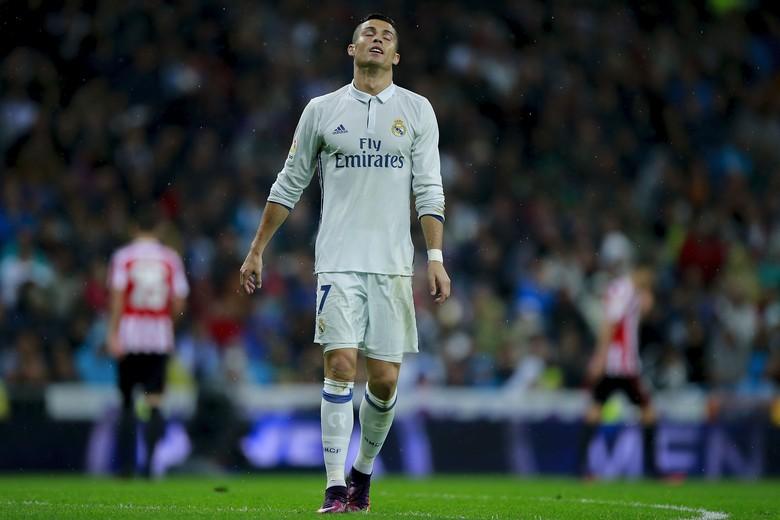 Ronaldo Belum Bikin Gol di San Mames Baru