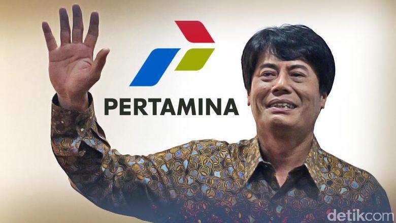 Usulan Dirut Pertamina dari Komisaris Ditolak Rini Soemarno