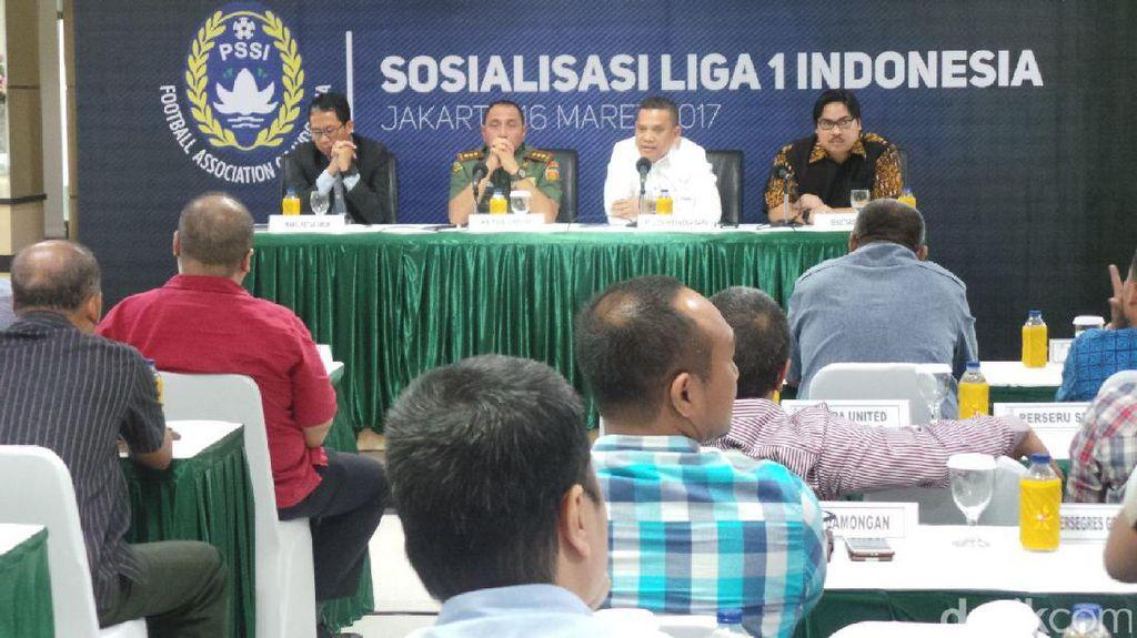 Komentar Pelatih-Pelatih tentang Lima Pergantian Pemain di Liga 1
