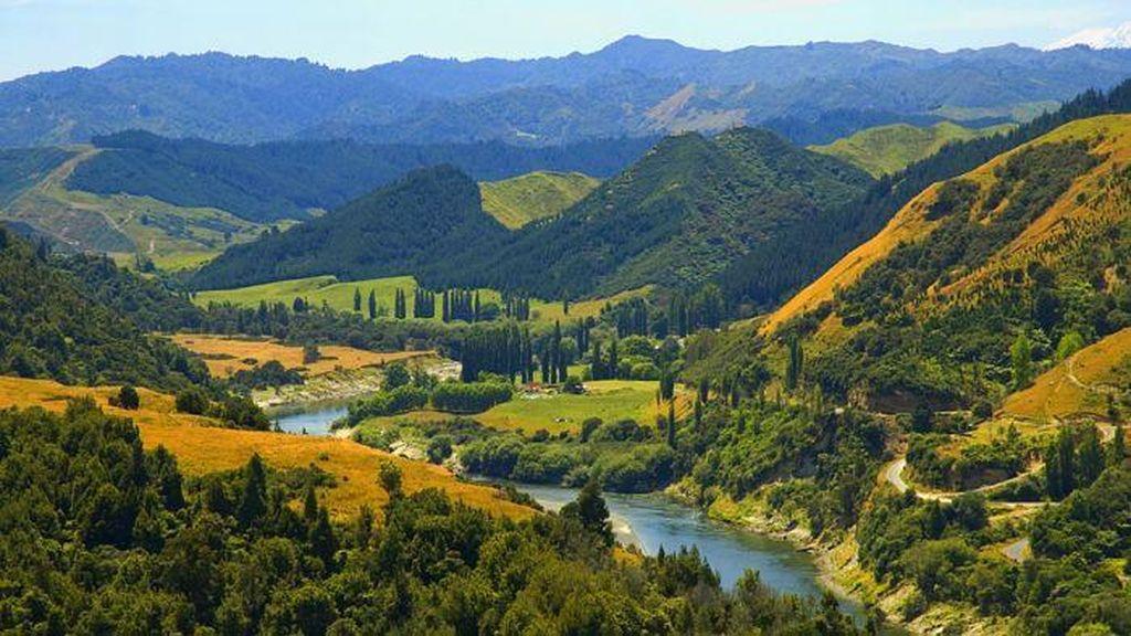 Selandia Baru Berikan Status Hak Asasi Manusia untuk Sebuah Sungai