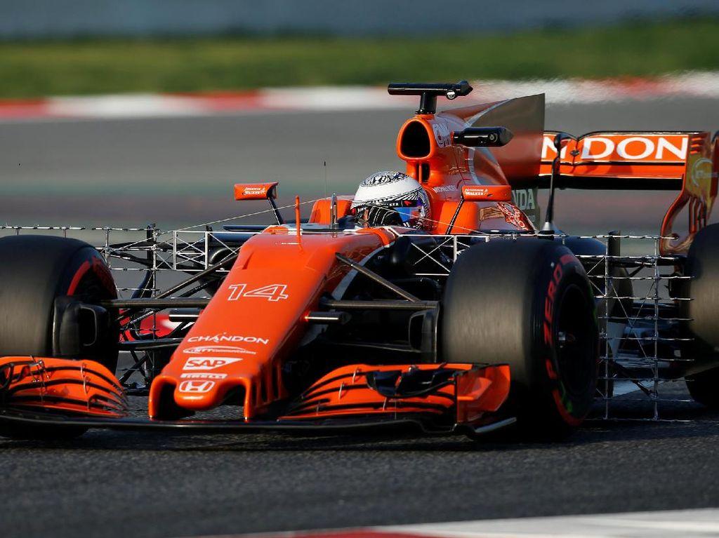 Alonso: Semoga McLaren Lebih Baik di China