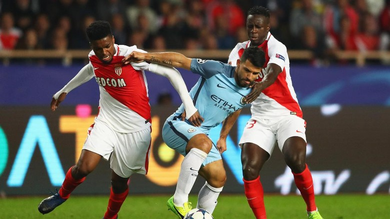 Monaco Singkirkan City