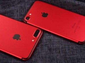 Apple Siapkan iPhone 7 Berkelir Merah