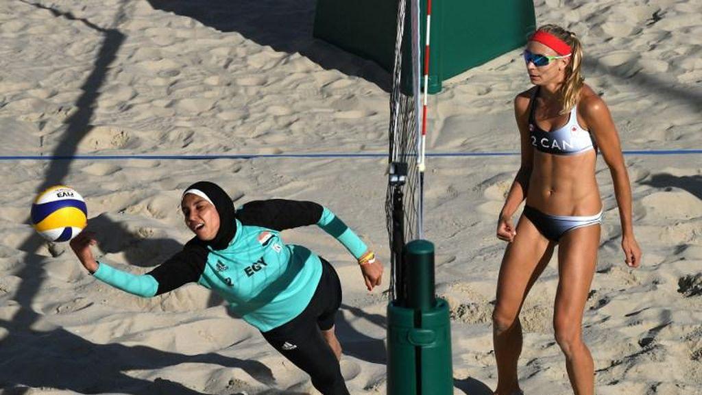 Pro dan Kontra Atlet Berhijab di Ajang Internasional