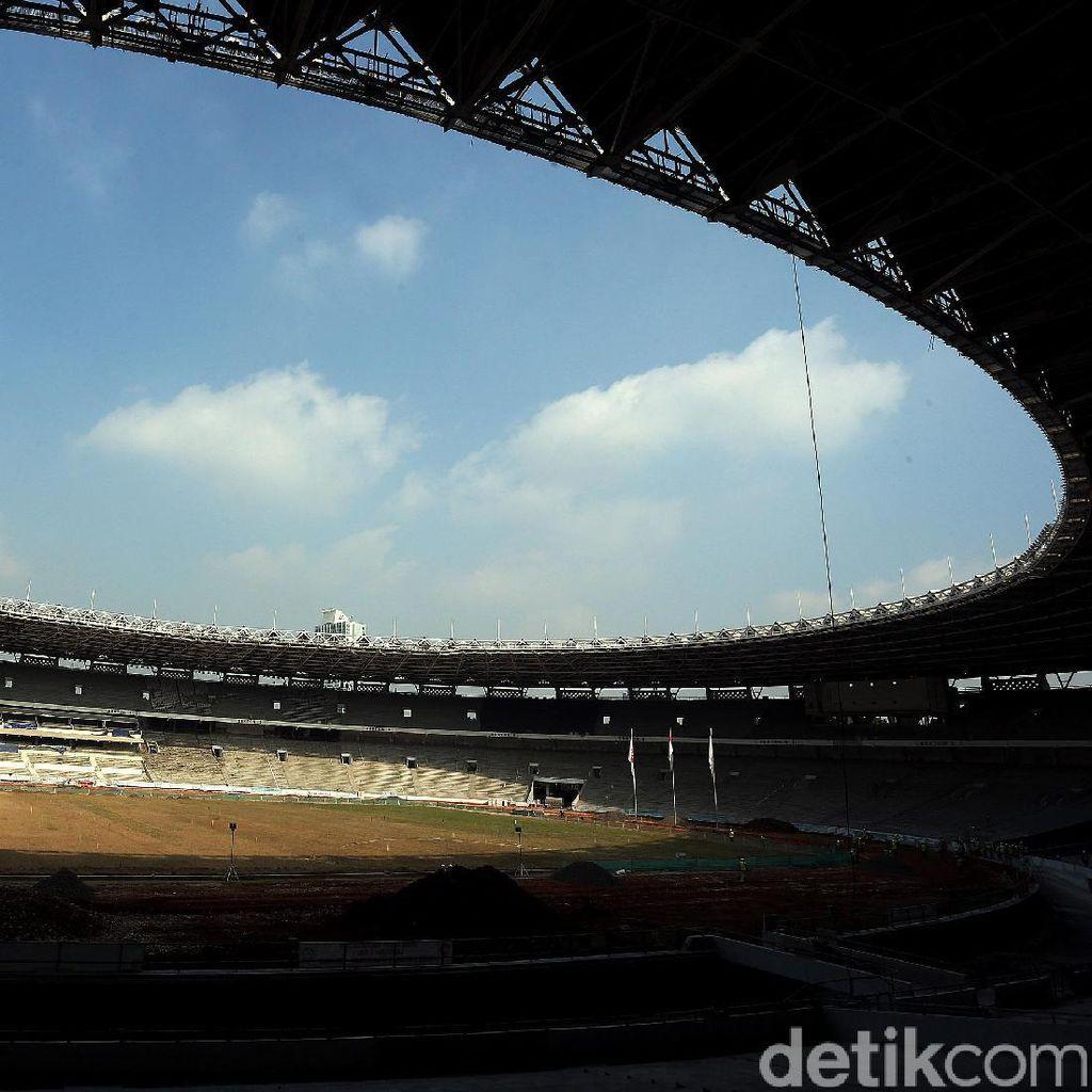 Sesmenpora Tegaskan GBK Tak Jadi Venue Sepakbola pada Asian Games 2018