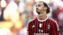 Ibrahimovic Balikan dengan AC Milan?