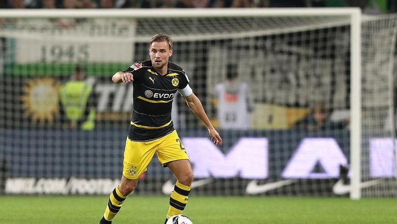 Dortmund Jumpa Monaco, Schmelzer: Menarik, Juga Penuh Tantangan