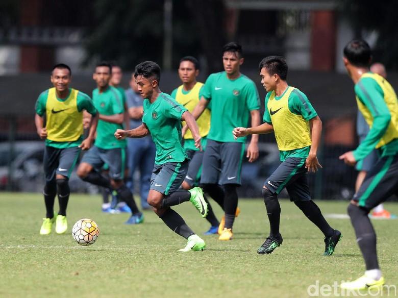 Akui Persaingan Grup B Ketat, Timnas U-22 Maksimalkan Persiapan ke SEA Games