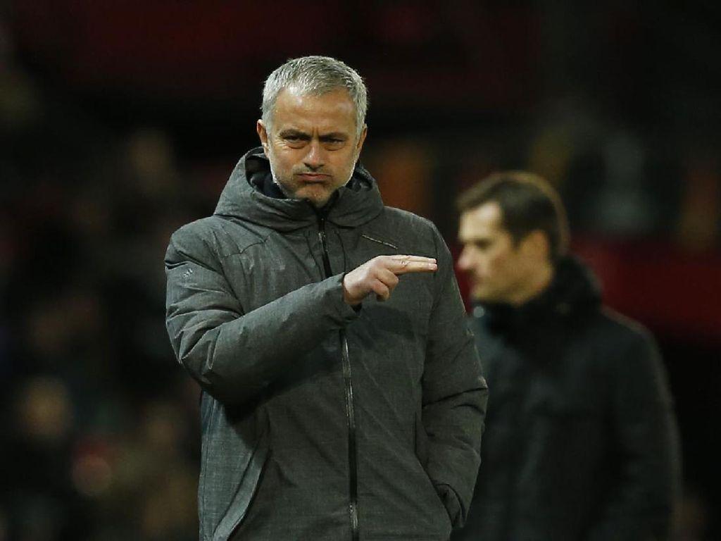 Mourinho: Melatih Timnas Brasil Akan Menyenangkan, tapi...