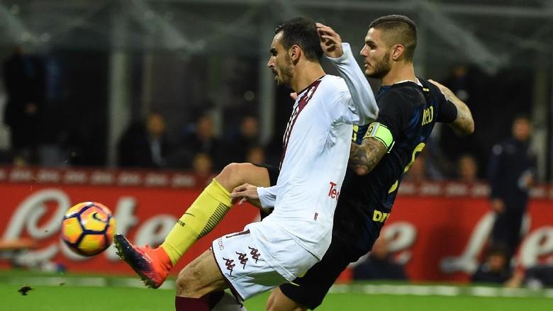 Inter yang Sedang On Fire Diadang Torino