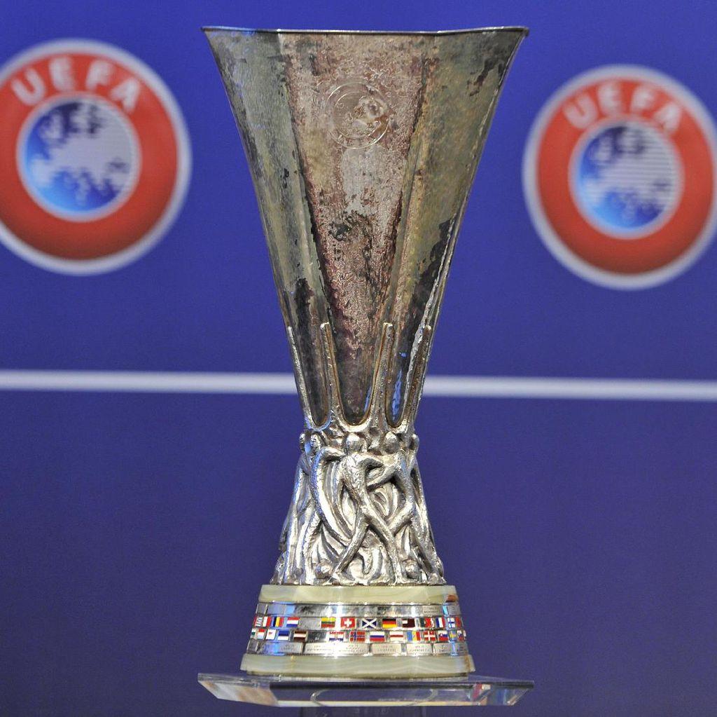 MU Jumpa Anderlecht di Perempatfinal Liga Europa