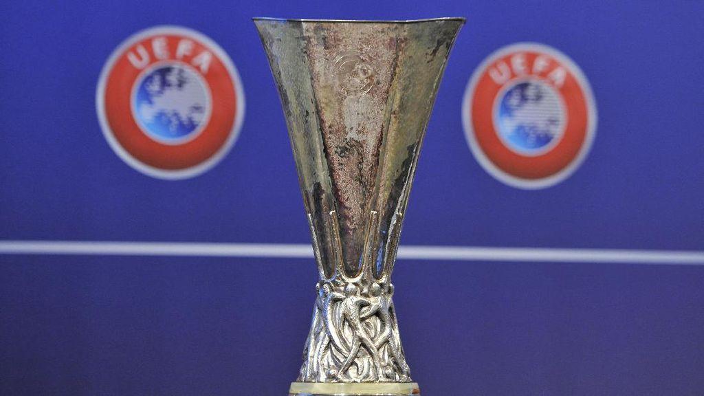 Hasil Undian Perempatfinal Liga Europa