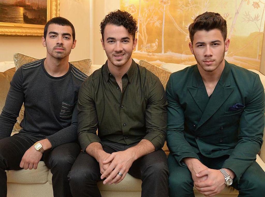 Anak Kevin Jonas Bangga Jonas Brothers Bisa Reunian