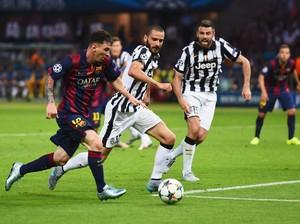 Crespo: Barcelona Masih Selangkah Lebih Baik ketimbang Juventus