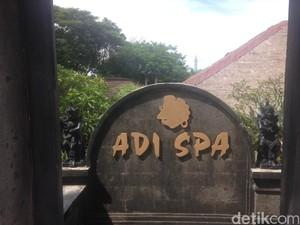 Potret Spa Tertua di Nusa Dua