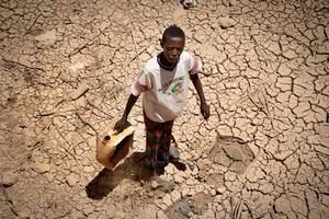 Kekeringan dan Kelaparan Landa Somalia