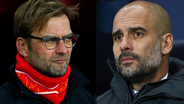 Membandingkan Statistik City dan Liverpool