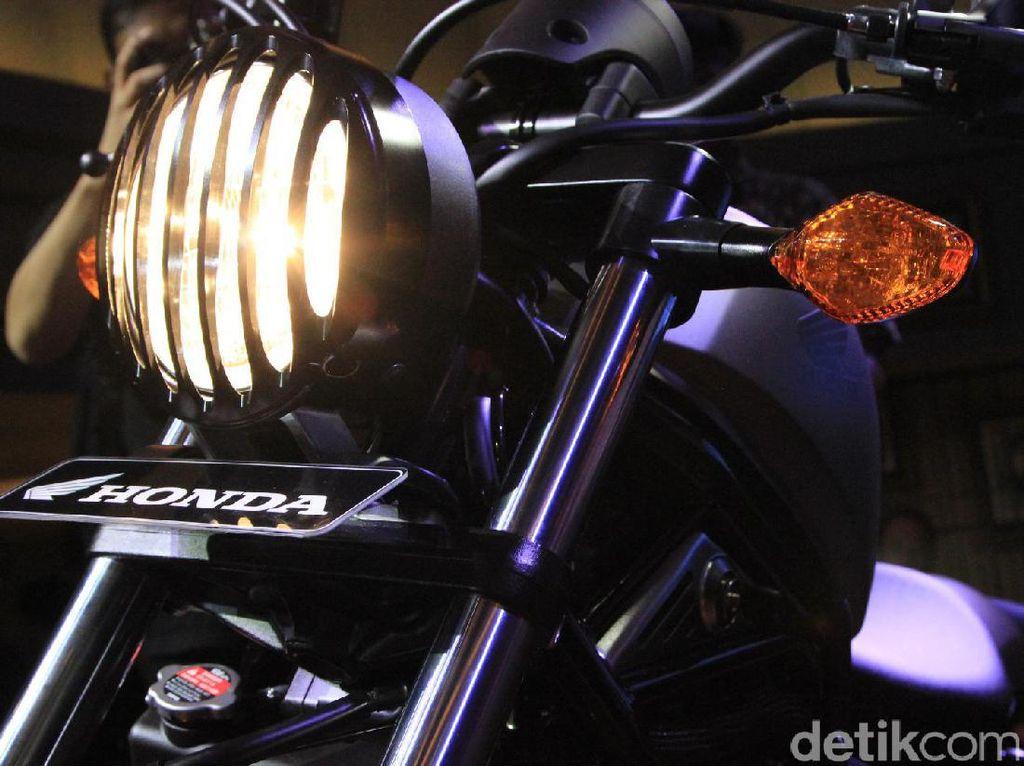 Dikabarkan Bakal Rilis Rebel 1100, Honda Bidik Harley-Davidson dan Indian