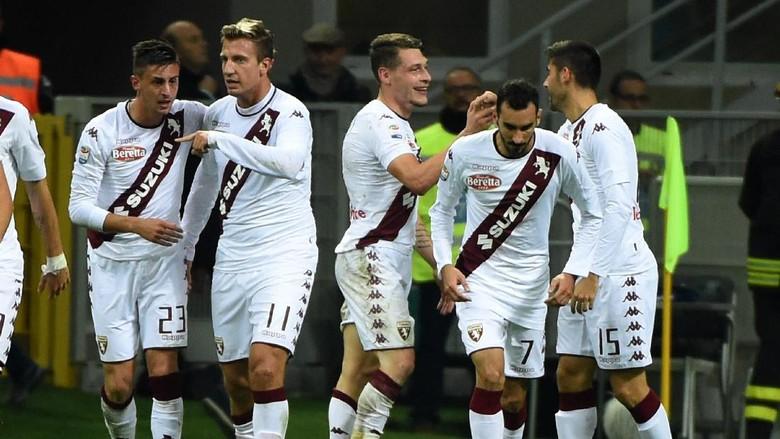 Lini Serang Inter Sedang Ganas, Torino Tak Gentar