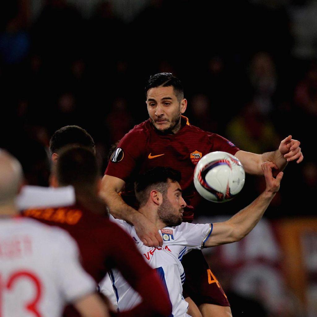 Roma Bertekad Amankan Tiket Liga Champions dan ke Final Coppa Italia