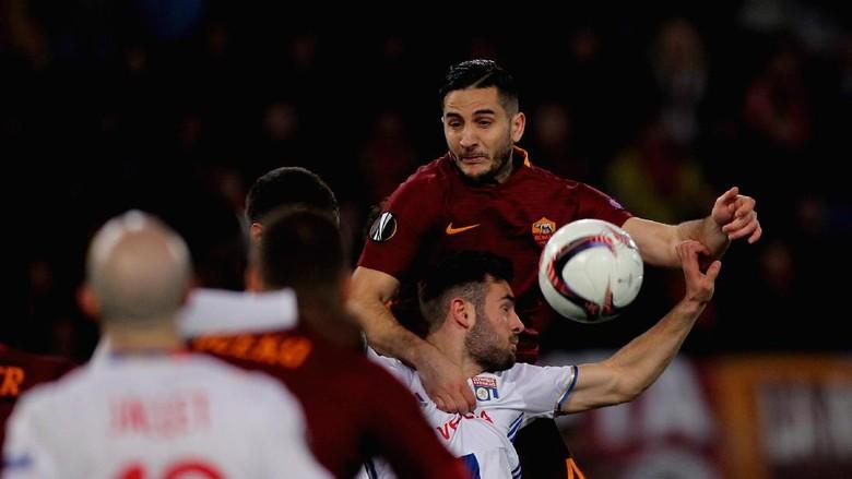 Roma Gagal Lolos, El Shaarawy Sesali Kekalahan di Leg Pertama