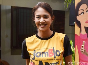 Aurelie Moeremans Jadi Cewek Idaman Para Cowok di Jomblo