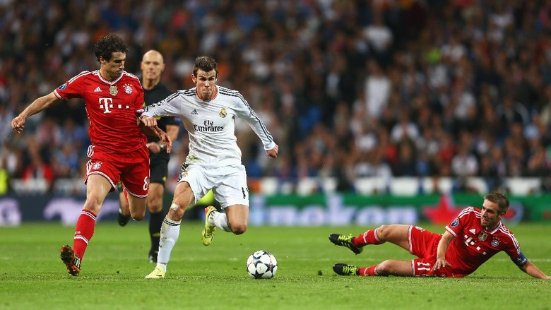 Bukan Undian yang Diharapkan Madrid