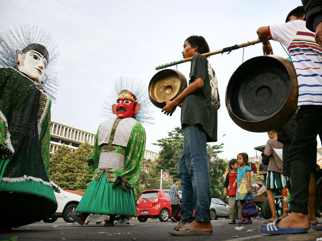 Ondel Ondel Jakarta
