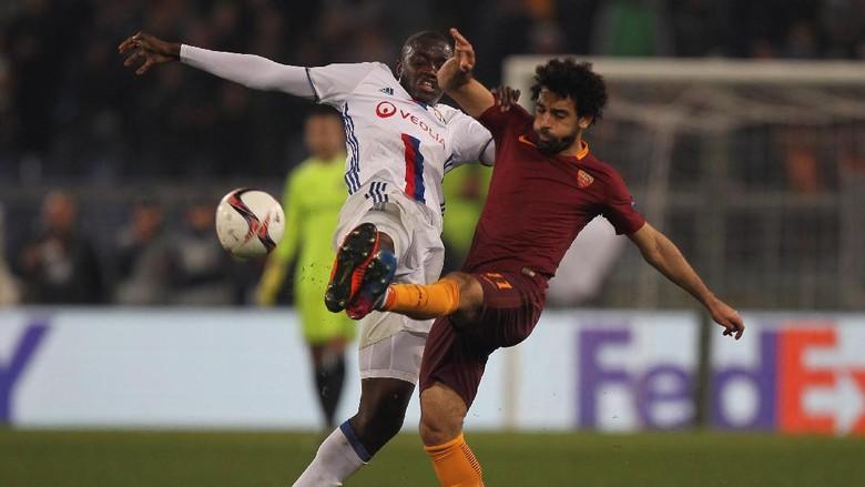 Menang 2-1 atas Lyon, Roma Tetap Tersingkir