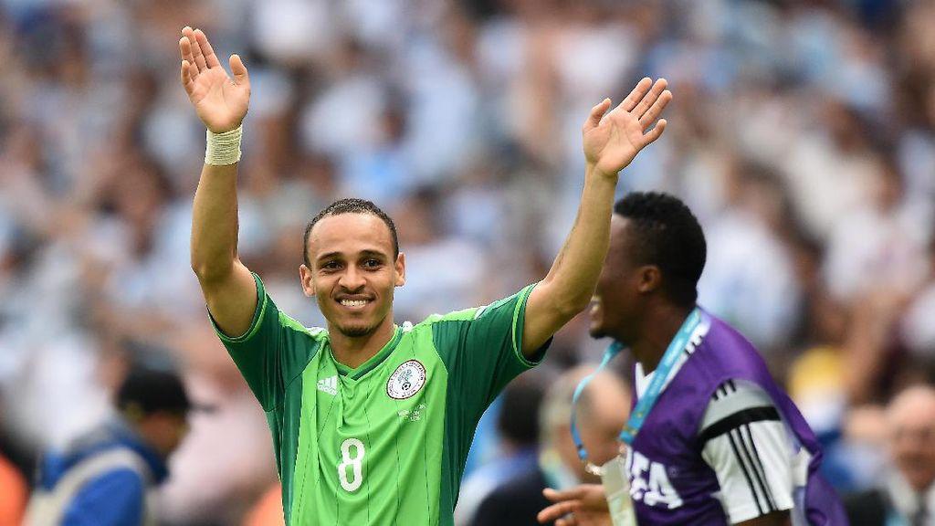 Odemwingie Dibajak Klub Liga 1 Lain, Hampir Pasti Batal ke Madura United