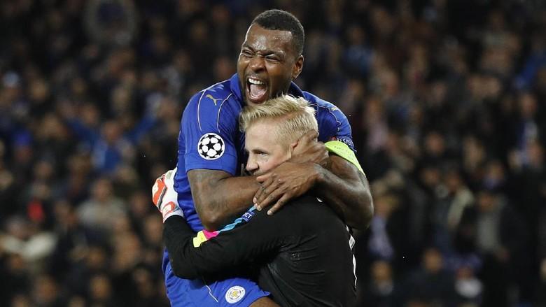 Morgan Impikan Leicester Jadi Juara Liga Champions
