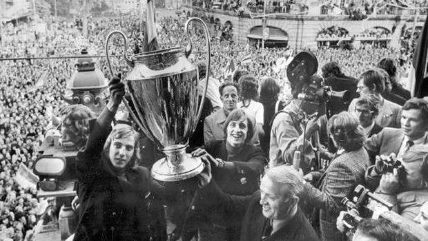 Ajax, Pahlawan Pelopor Sepakbola