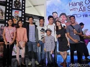 Kehebohan Fans Bertemu Idola di Hangout Bareng Artis MD Entertainment
