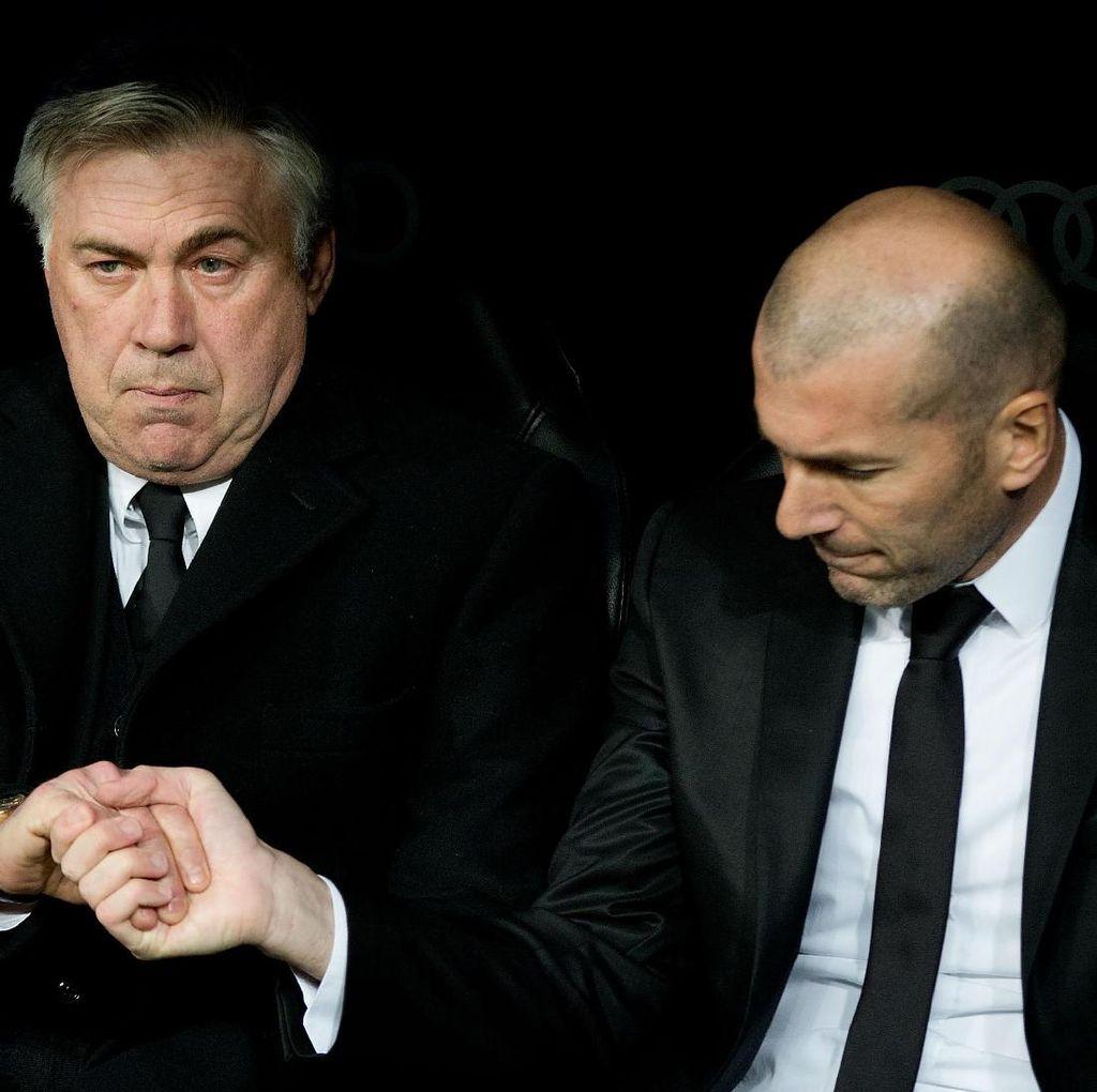 Madrid vs Bayern: Duel Murid Melawan Guru