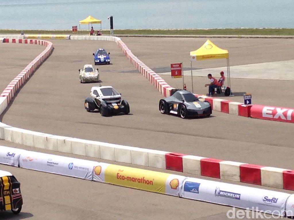 Kontes Mobil Hemat Energi Mahasiswa Siap Digelar di Padang